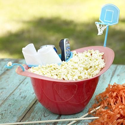 Popcorn Launcher