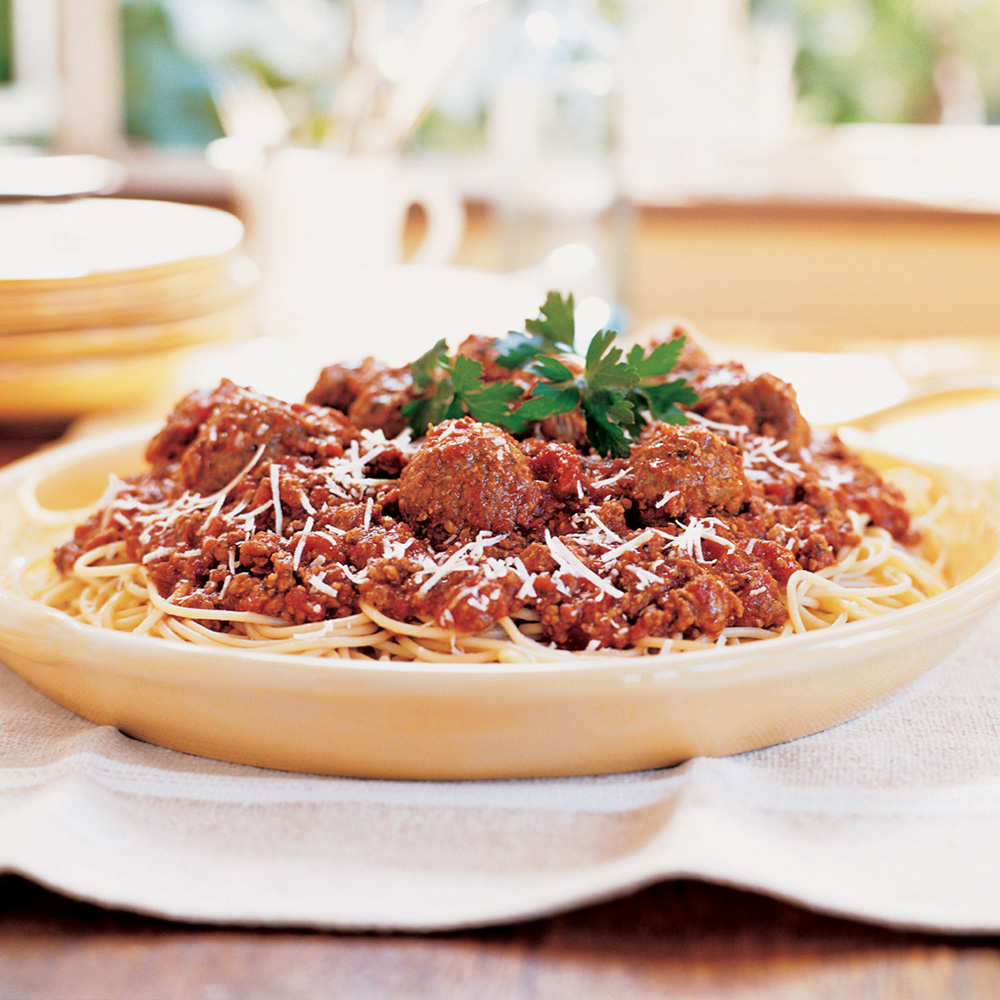Porcini Meat Sauce