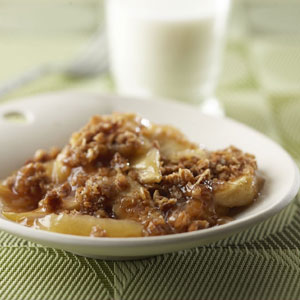 Lite Apple Crisp