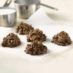 Karo Chocolate No Bake Cookies