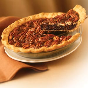 Karo Chocolate Pecan Pie