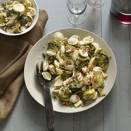 orecchiette-sprouts-hazelnuts