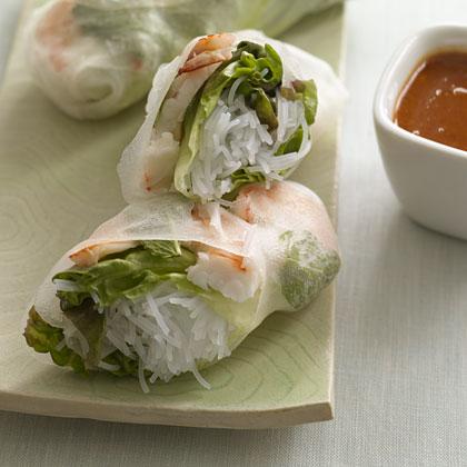 spring-rolls-vietnamese Recipe