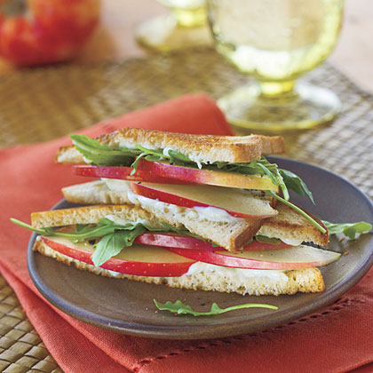 Applelicious Sandwiches