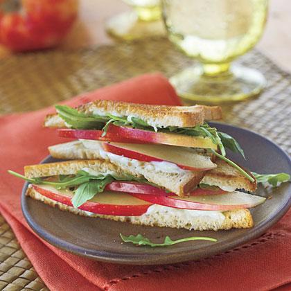 Applelicious Sandwiches Recipe