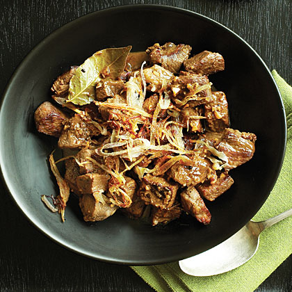 Beef Adobo Salpicao