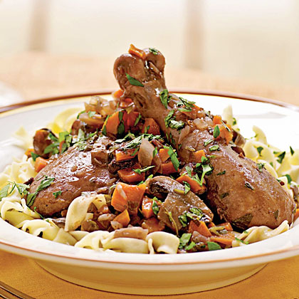 Weeknight Coq au Vin
