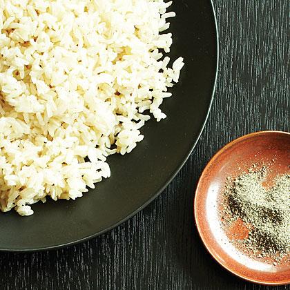 Garlic Fried Jasmine Rice