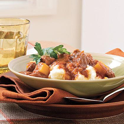 Harvest Lamb Stew