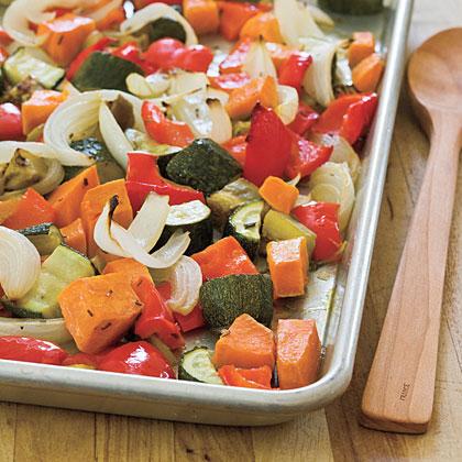 <p>Roasted Vegetables</p>