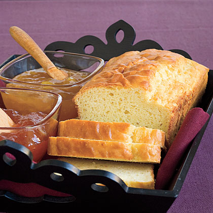 Southern Soda Bread RecipeThis hearty bread is simple and quick to make, so prepare extra and share with friends. Present each loaf by wrapping in plastic wrap and then in a festive kitchen towel. Tie with colorful ribbon or raffia then round out the gift by adding a jar of sweet preserves.