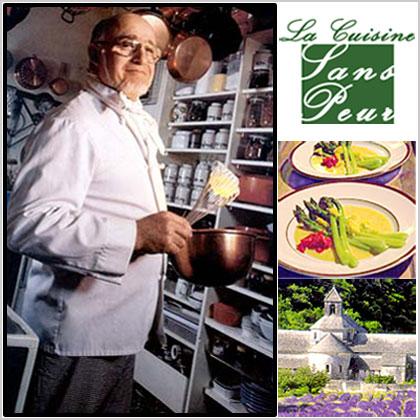 """La Cuisine Sans Peur (""""Cooking Without Fear""""), New York, New York"""