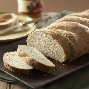Cracked Wheat Loaf Recipe