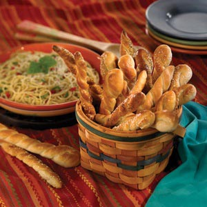 Quick Rosemary Breadsticks Recipe