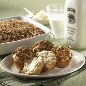 Quick N Easy Coffee Cake Muffins Recipe