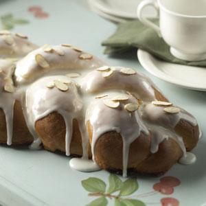Sweet Almond Bread Recipe