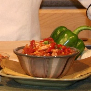 Hunt's Southwestern Turkey Chili Recipe