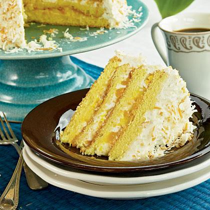 Float Away Layer Cake Recipe