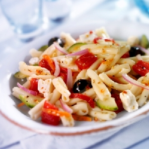 Hunt's Chilled Tomato Vegetable Pasta Salad Recipe