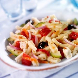 Hunt's Chilled Tomato Vegetable Pasta Salad Recipe
