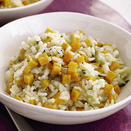 Sweet Potato RisottoRecipe