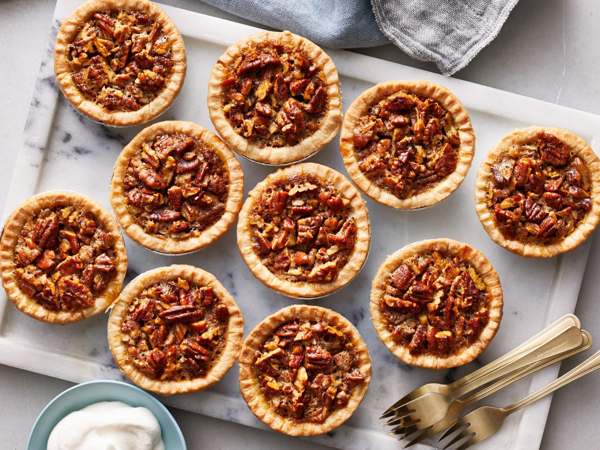 mr - Mini Pecan Pies reshoot