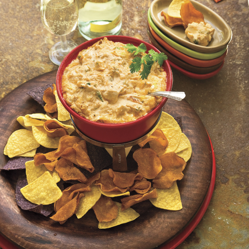 Colby-Pepper Jack Cheese Dip