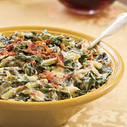 Creamed Collards