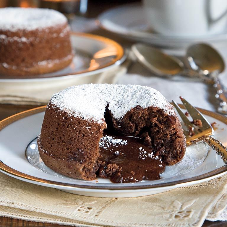 Mocha Java Cakes Recipe
