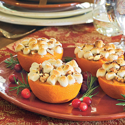 Sweet Potato Cups Recipe