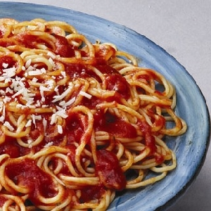 Hunts Red and Ready Spaghetti Recipe
