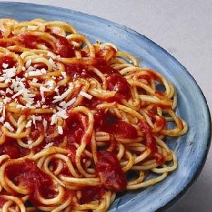 Hunts Red and Ready Spaghetti Recipe