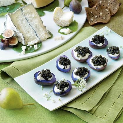 sour-cream-caviarRecipe
