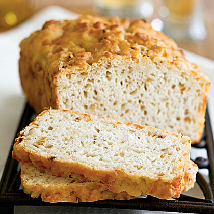 Basic Beer-Cheese Bread