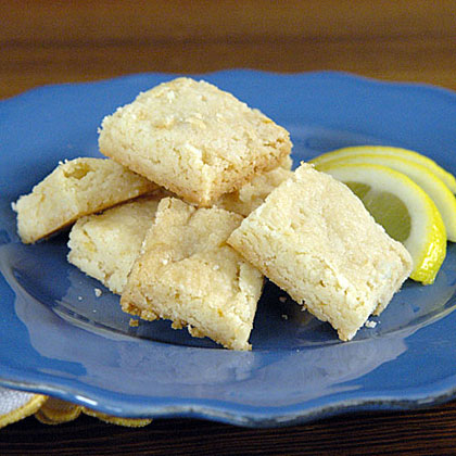 <p>Lemon Shortbread</p>