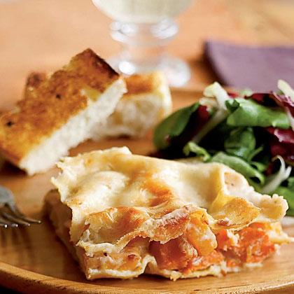 Parmesan and Root Vegetable Lasagna