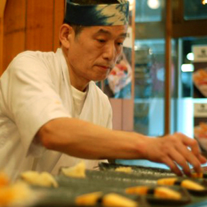 Good Food Travels Fast: Japan