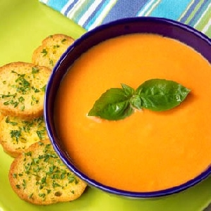 Creamy Tomato Soup Recipe | MyRecipes