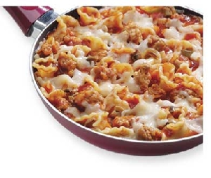 Simply Sensational Skillet Lasagna