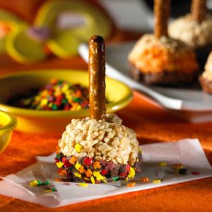 Chocolate Pumpkin Eaters