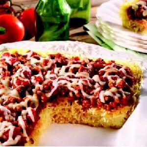 Pasta Pizza Bake