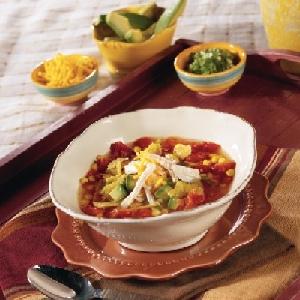 Super Simple Tortilla Soup