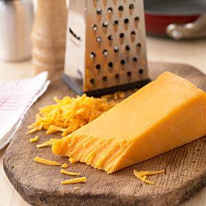 New Favorite Cheese: SHARP American