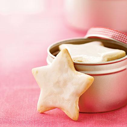 Swedish Almond Cardamom Stars