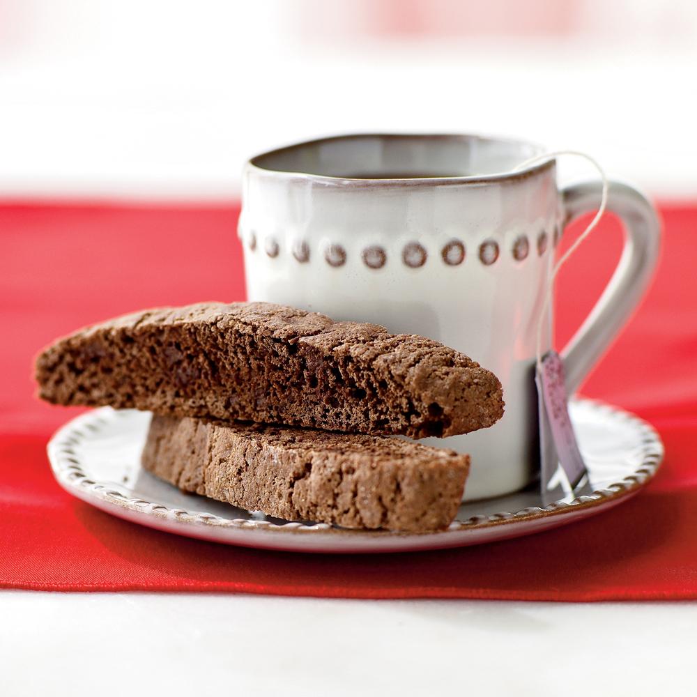 Double-Chocolate Biscotti