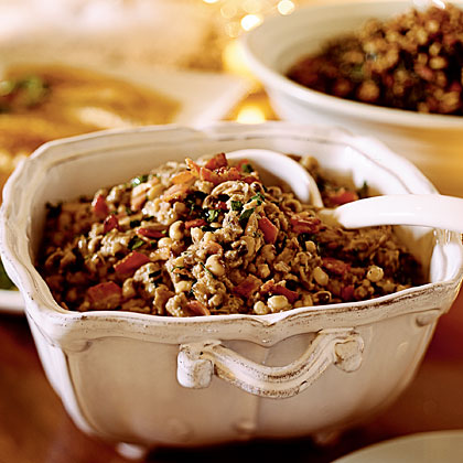 Duck and Black-Eyed Pea CassouletRecipe