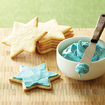 Our Favorite Cookie Frosting Recipe | MyRecipes