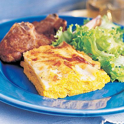 Golden Lasagna Recipe