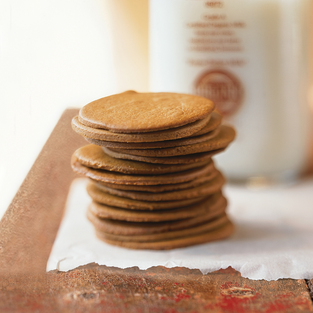 Moravian Wafers RecipeThese thin crispy wafers really bring the heat! Six spices blend well with molasses and brown sugar.