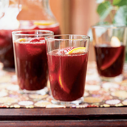 Mulled Wine Sangria Recipe